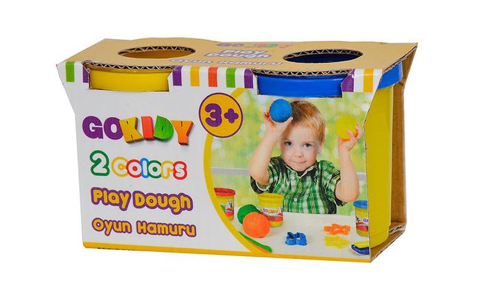 GOKIDY - 2li Oyun Hamuru