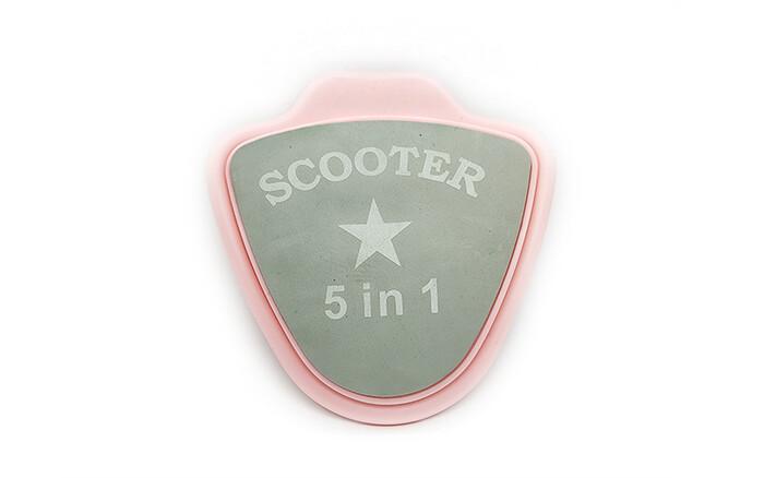 ROOKIE - 5 IN 1 SCOOTER SIRT DAYANAĞI