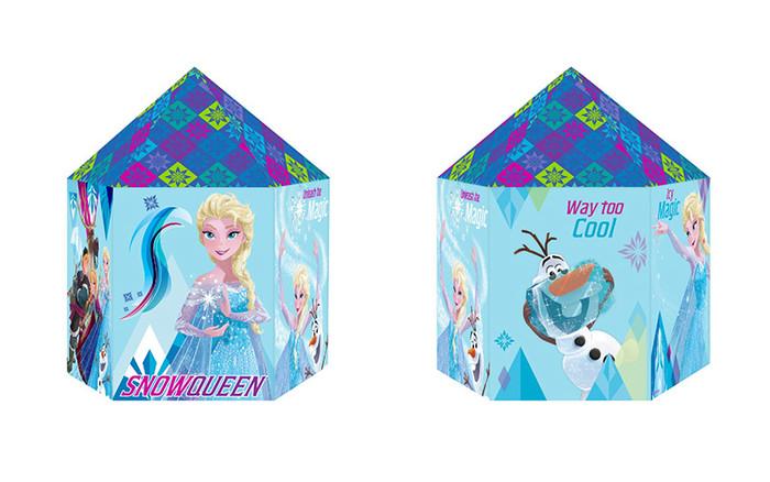 GOKIDY - Frozen Şato Oyun Çadırı
