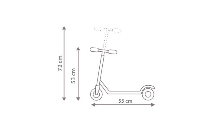 ROOKİE Mini Scooter - Thumbnail