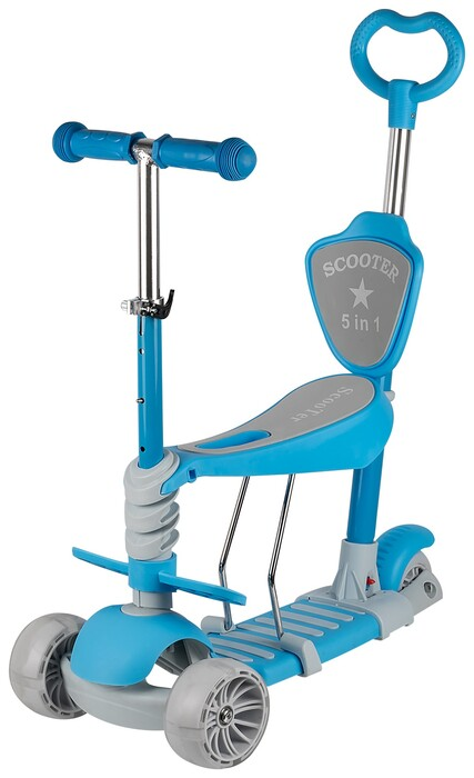 Rookie 5 in 1 Scooter - Thumbnail