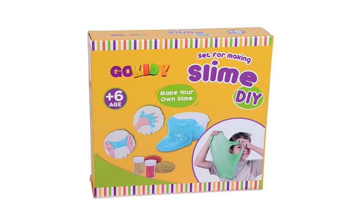 GOKIDY - Slime Yapma Seti